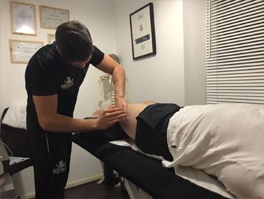 Andrew Tucker Commando Health & Fitness Sports Massage