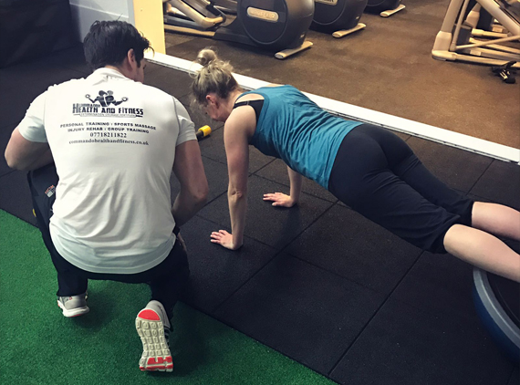 Andrew Tucker Commando Health & Fitness