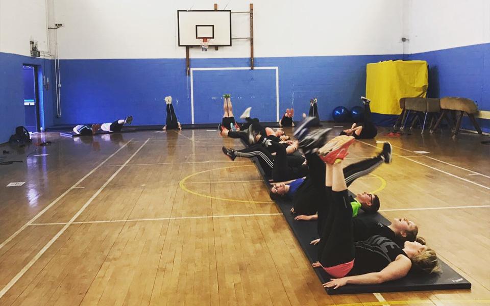Commando Health & Fitness